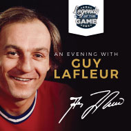Embassy Suites by Hilton Niagara Falls Fallsview - An Evening With Guy Lafleur - VIP Experience Package