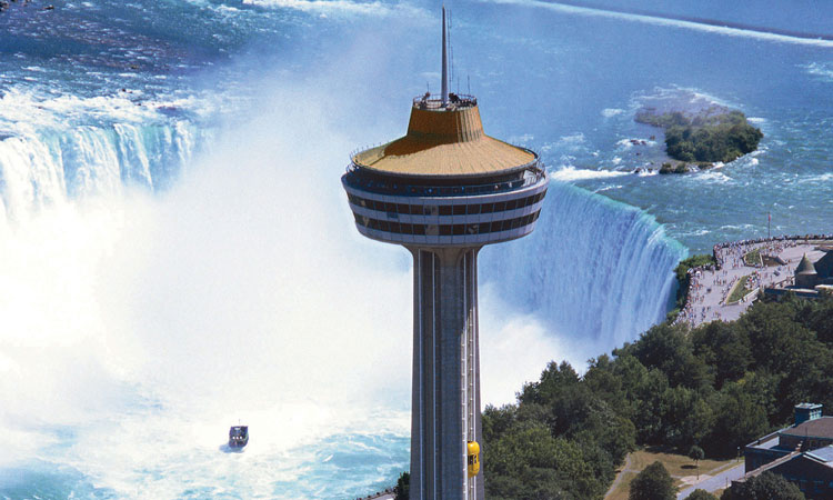 Embassy Suites by Hilton Niagara Falls Fallsview - Skylon Tower Revolving Fallsview Dinner Package