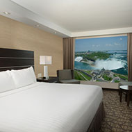Embassy Suites by Hilton Niagara Falls Fallsview - 1 King Bed - Whirlpool - Canadian & US Fallsview Suite - 10th - 15th Floor