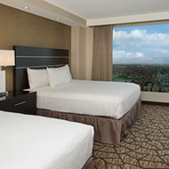 Embassy Suites by Hilton Niagara Falls Fallsview - 2 Queen Beds - Cityview Suite - 10th - 15th Floor